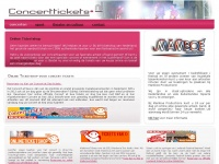 concerttickets.nl