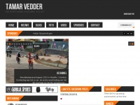 Tamar Vedder  | BMX Sports woman | Plate nbrs. #5 & #57