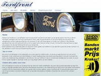 Fordfront.nl - Ford auto's en motors online informatieportaal - Ford Front
