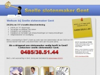 Snelle-slotenmaker-gent.be - Your hosting package has been activated