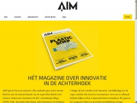 AIM, álles over innovatie in de Achterhoek