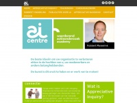 Appreciative inquiry -  - KEYNOTE CONSULTANCY
