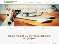 Dierenverzekering-vergelijken.nl - Dierenverzekering Vergelijken en Afsluiten → 2018