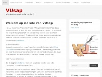 VUsap - studenten anatomie project