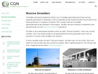 Noorsebroeders.nl - The account hosting this domain has been temporarily disabled.
