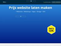 Prijs Website Laten Maken