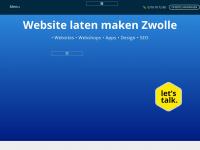 Websitelatenmaken-zwolle.nl - Website laten maken Zwolle | Webshop Laten Maken
