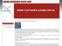 container-gasmeting.nl