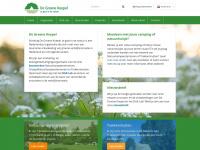 De Groene Koepel - Duurzame ontwikkeling van groene verblijfsrecreatie