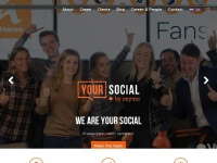 Yoursocial.agency - We are Your Social - Your Social