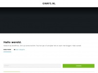 gways.nl