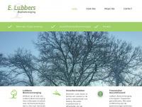 Lubbers boomverzorging   Home
