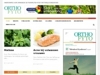 Orthofyto - Vakinformatie voor de complementaire geneeskunde