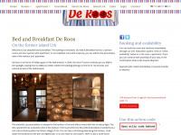 Bed en Breakfast De Roos, Op het voormalig eiland Urk
