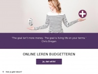 onlinelerenbudgetteren.nl