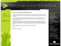 Cruise Coordination chauffeursdiensten, uw prive chauffeur