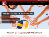 studentensportlimburg.be