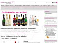Zeitfueralkoholfrei.de - Alkoholfreie Weine, Biere, Cocktails und Champagner - Online bestellen