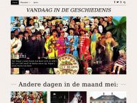 vandaagindegeschiedenis.nl