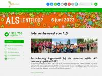 Alslenteloop.nl - Rabobank ALS Lenteloop Bilthoven