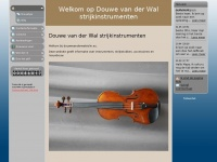 - www.douwevanderwalviolin.eu