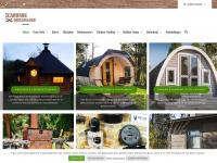 Bijzondere tuinhuizen uit Scandinavië - Scandivik