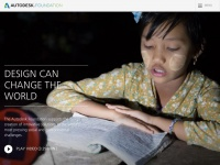Autodesk.org - Corporate Philanthropy For Impact Design | Autodesk