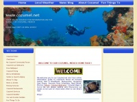 Cozumel.net - Cozumel - All Things Cozumel, Cozumel Dive Shops,  Cozumel Hotels Live! Web Cam, Cozumel Restaurants,  Services,  Etc. Main Directory