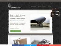 DeBoekbinder.be - Boek drukken kleine oplage. Boek printen en binden. Cursus boekbinden Herentals.