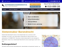 Slotenmaker Barendrecht 24 uur Service | 010-8889959
