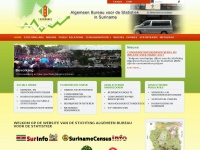 Statistics-suriname.org - Algemeen Bureau voor  de Statistiek in Suriname