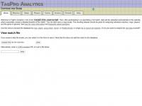 Tagpro.eu - TagPro Analytics