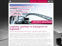 Logitrex.nl - partner in transport en logistiek
