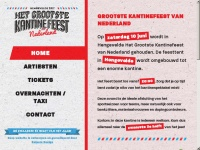 grootstekantinefeest.nl