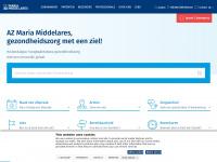 Algemeen Ziekenhuis Maria Middelares Gent I Gezondheidszorg met een ziel