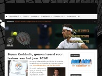 Tennisschool - All-in Tennisacademy