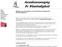 Erwindam-develop.nl - Accordeonvereniging De Wisselvalligheid