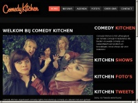 Comedykitchen.nl - Comedy Kitchen - comedy by women