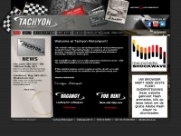 Tachyon-motorsport.nl - Tachyon Motorsport - Preparation, Race & Rally support, service & Maintenance and Engineering