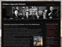 Hidden Agenda Deluxe | Not just another band