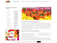 Bloemen bezorgen en bloemen bestellen: vergelijk bloemisten