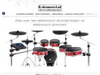 e-drumstel.nl