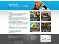 spanjers-tennis.nl