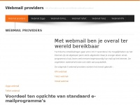 webmail-providers.nl