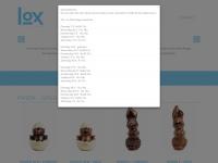 Lox-xocolates.be - Lox-xocolates - Ambachtelijke chocolatier te Kortrijk