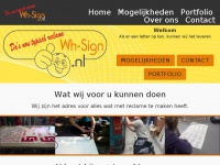 Wh-sign.nl