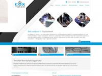 Coxmetaal.nl - Cox Metaal B.V. - Betrouwbaar in fijnplaatwerk