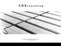 Cox-consulting.nl - COX CONSULTING