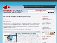 Datingsiteadvies.nl