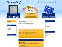 Crazymails.nl - Online geld verdienen met mails lezen!